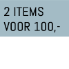 2 ITEMS 100
