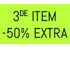 SALE 3de -50%