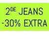 2DE JEANS -30%