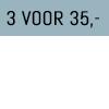 3 SHORTS 35,-